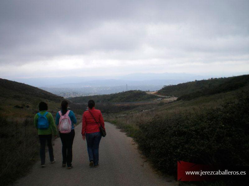 Ruta a Puerto Oliva