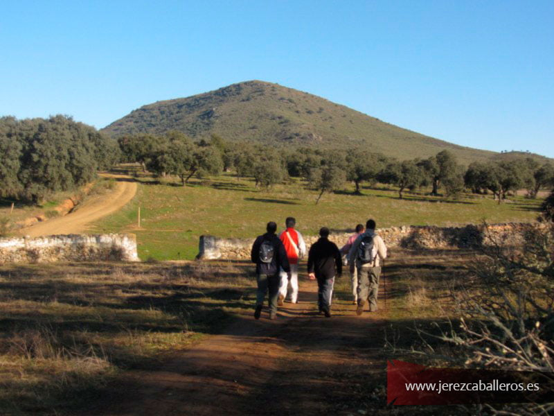 Ruta a Sierra Brava y Monte Porrino