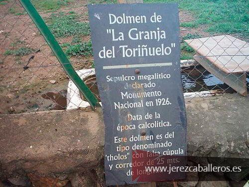 Ruta al Dolmen del Toriñuelo