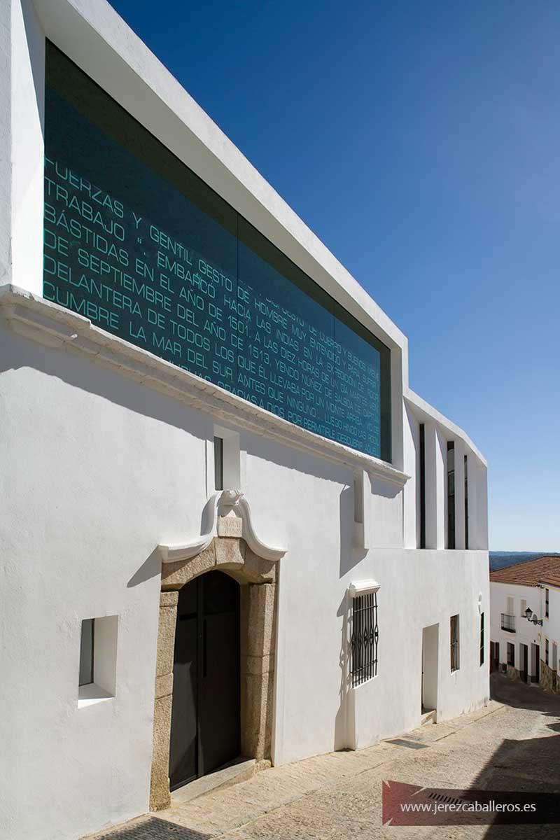 Casa Vasco Núñez de Balboa