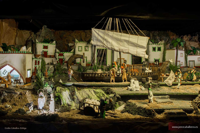 Belén Bíblico y Monumental Santa Ángela