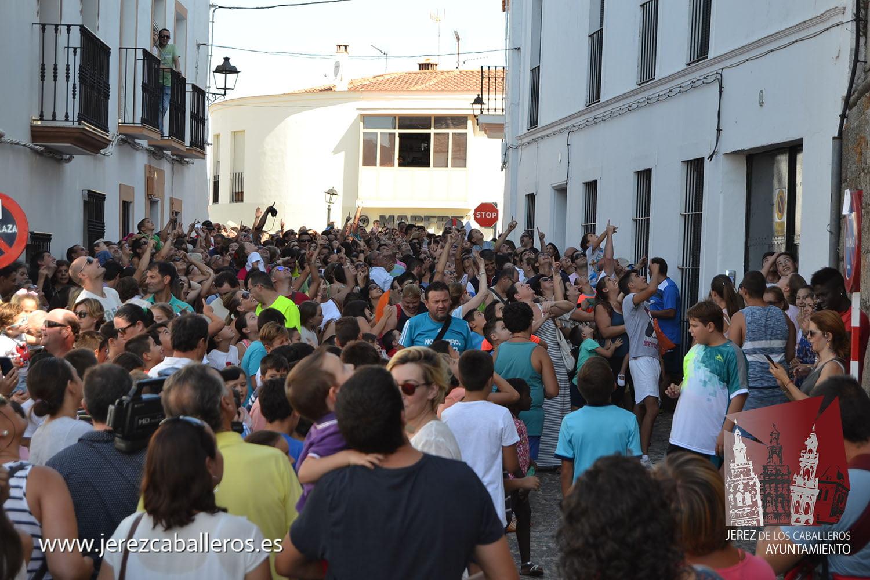 Jerez celebró la festividad del San Bartolomé patrón de la ciudad