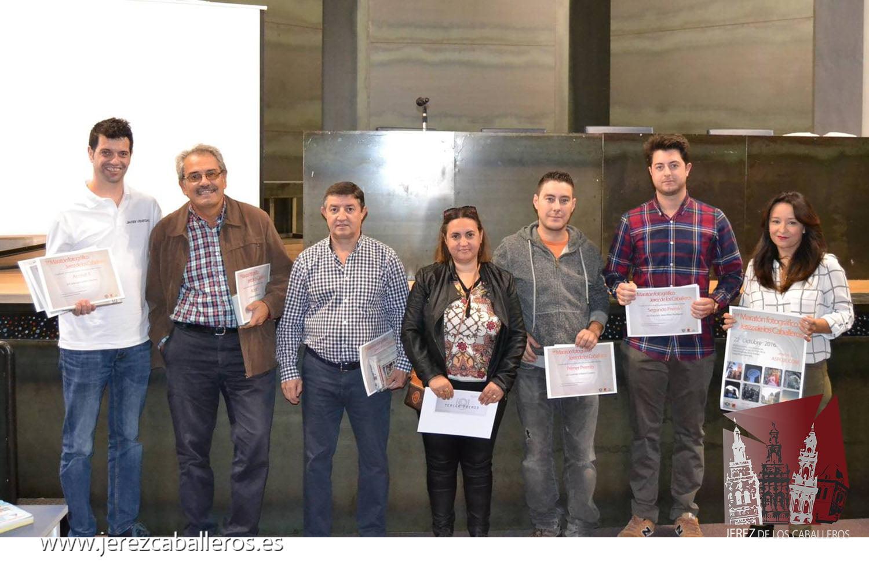 Lorenzo Vellarino gana el primer premio del 1er Maratón fotográfico Jerez de los Caballeros
