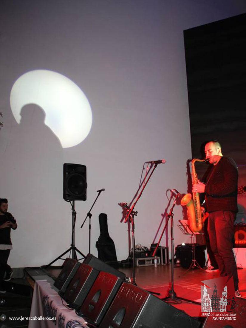 El Festival Itinerante de Músicos en Movimiento ofrece en Jerez una propuesta musical diferente y de calidad