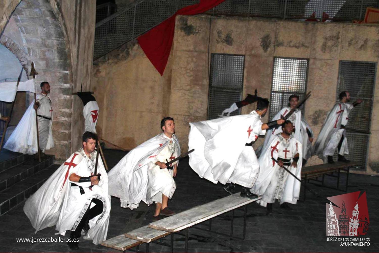 El 28 de enero comienzan los trabajos para la puesta en escena de 'El 'ultimo templario de Xerez'