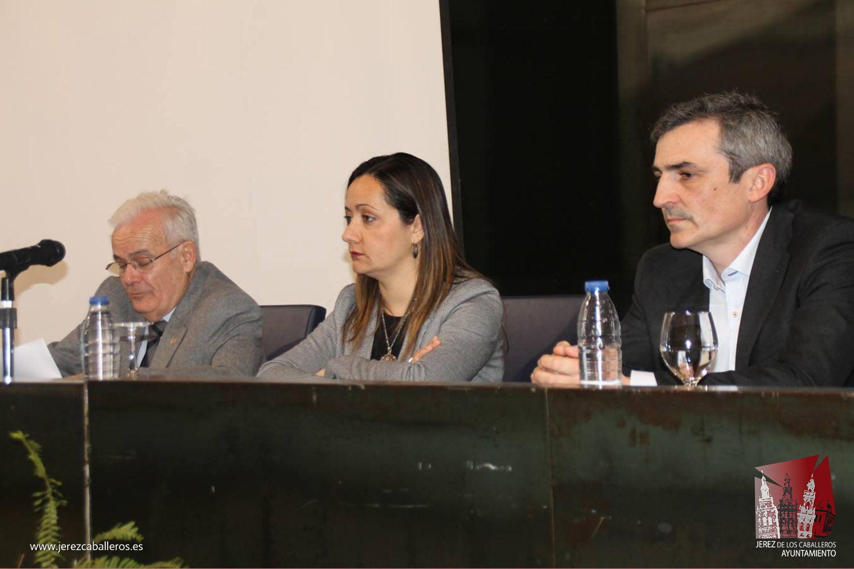 Juan José Estepa presenta en Jerez su Estudio y Análisis sobre 'Balboa, la fantástica historia de un hidalgo español', obra ésta de Feliciano Correa