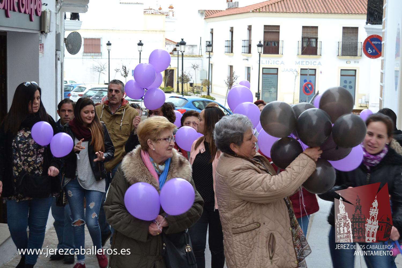 La alcaldesa Virginia Borrallo invita a la ciudadanía a sumar los apoyos necesarios para lograr la igualdad real, con motivo del 8 de Marzo Día Internacional de la Mujer
