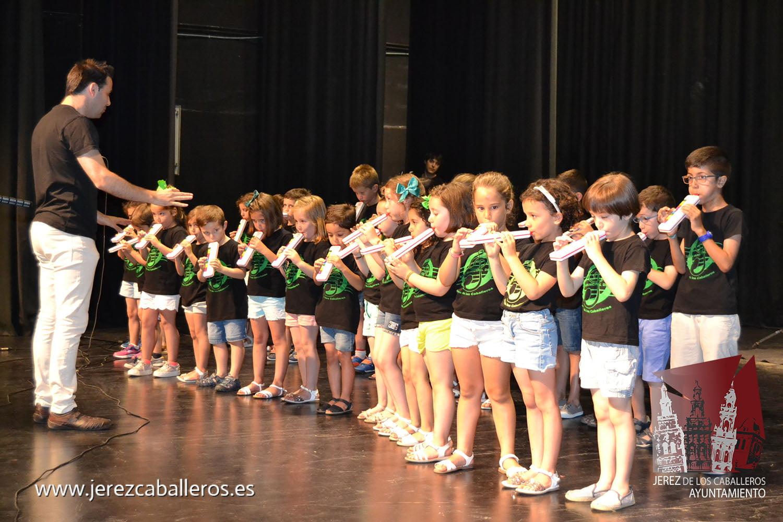 La Escuela Municipal de Música pone fin al curso con su concierto de clausura