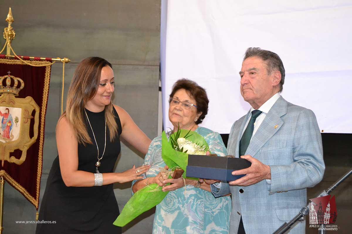El industrial jerezano Alfonso Gallardo recibe su reconocimiento