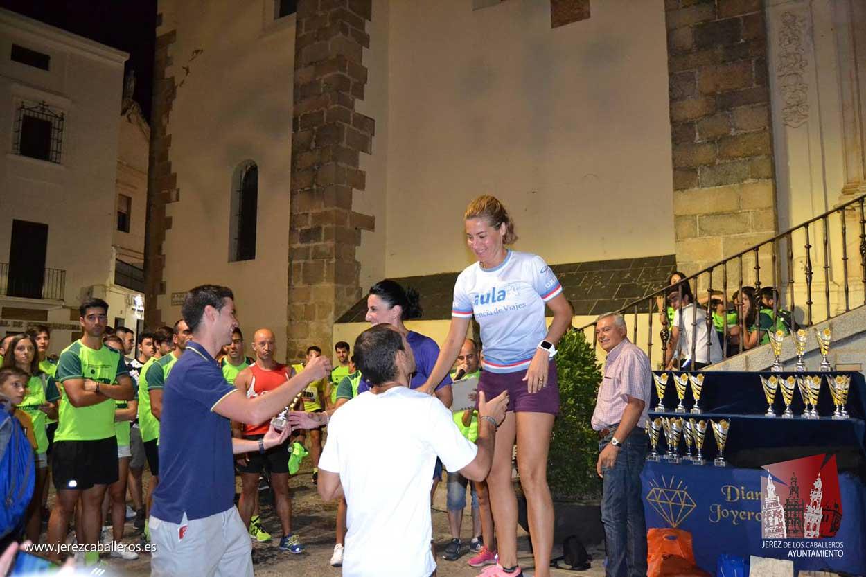 Manuel Gómez Lucas gana la III Carrera Popular Nocturna 'Ciudad de Jerez'