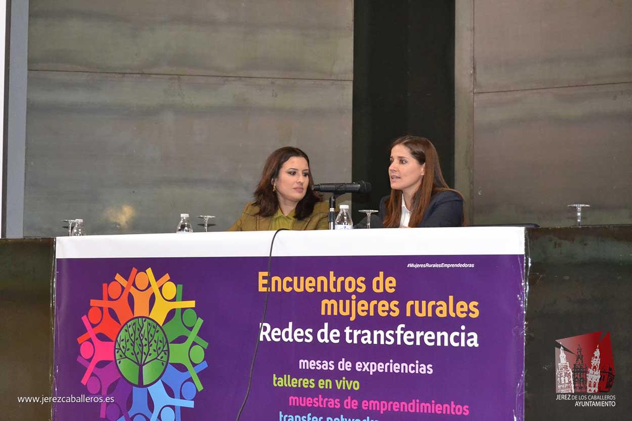 Jerez de los Caballeros, sede de un Encuentro de Mujeres emprendedoras en el Medio Rural