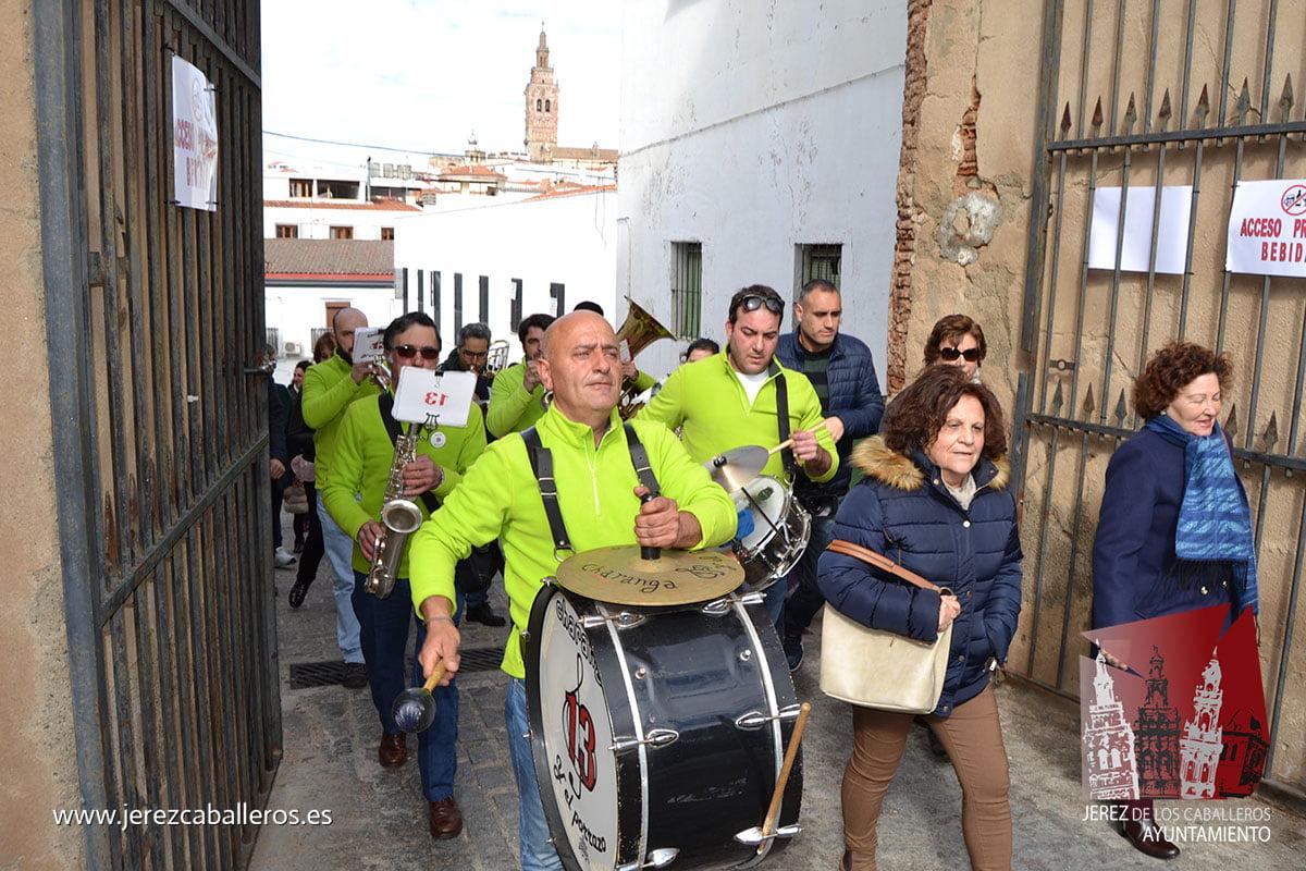El entierro de la sardina puso el broche a un intenso fin de semana de Carnaval