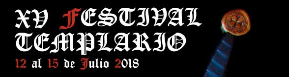 XV Festival Templario