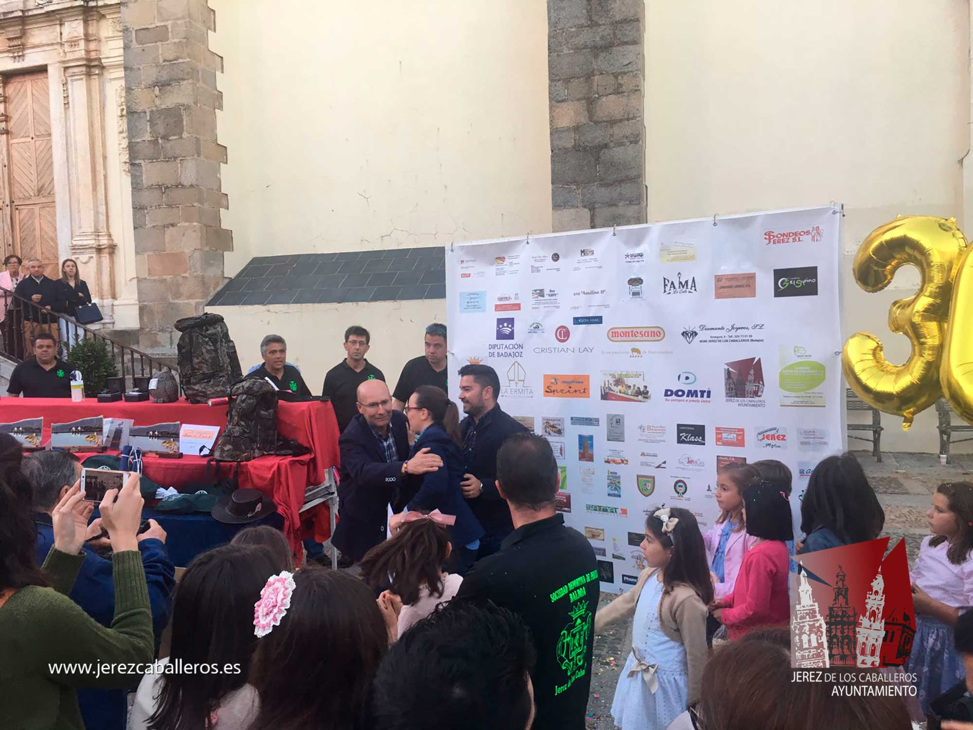 """La """"Charca de la Albuera"""" ha celebrado este fin de semana con ambiente festivo, los 300 años de historia del tradicional concurso de pesca que lleva el nombre de este emblemático enclave jerezano"""