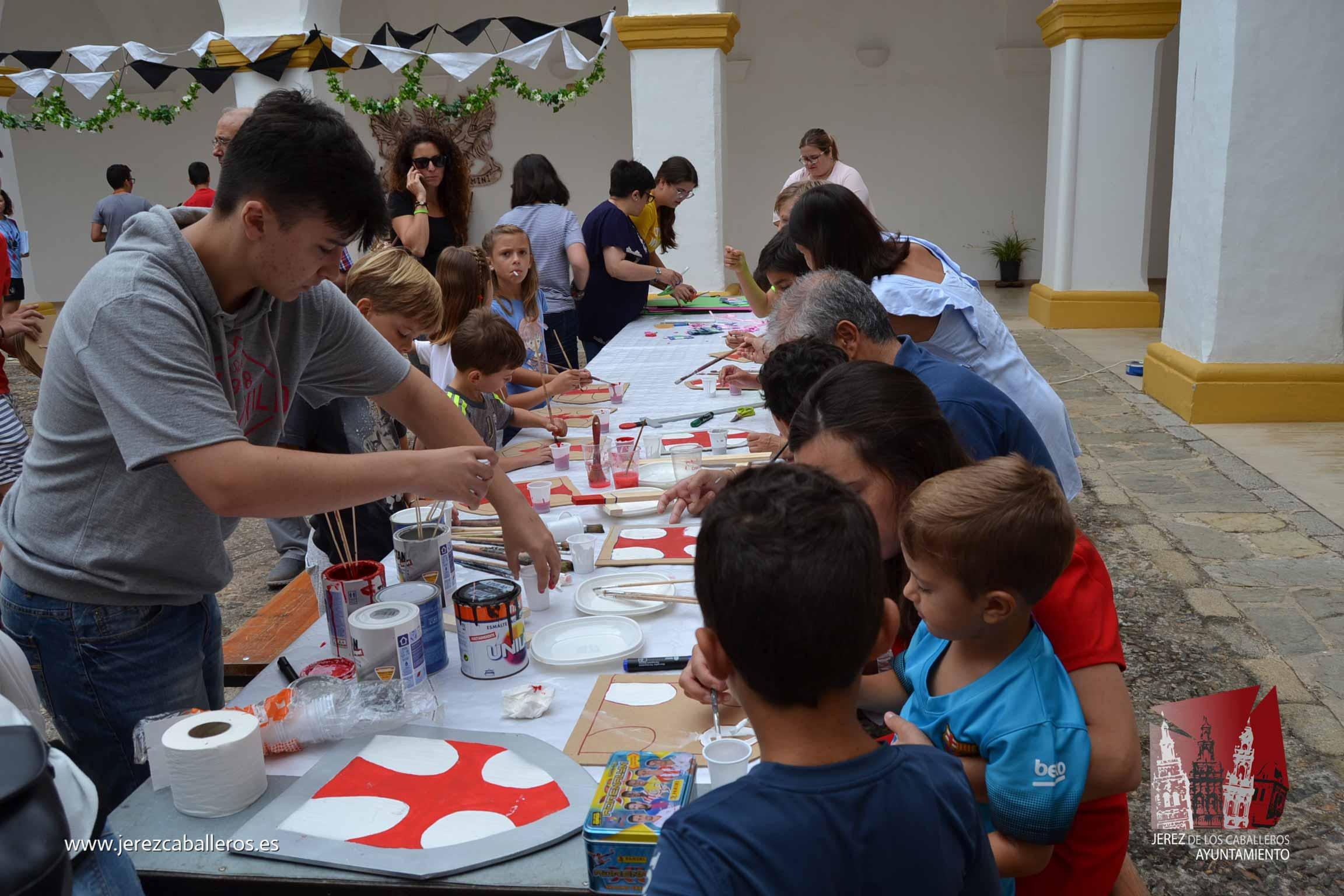 El XV Festival Templario continúa hoy viernes con citas atractivas y novedosas