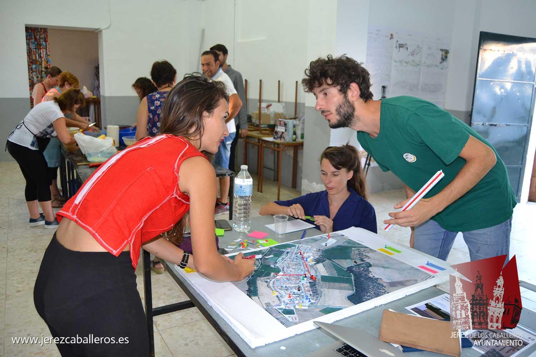 La Bazana, referente en estos días en la celebración de la Semana de la Arquitectura