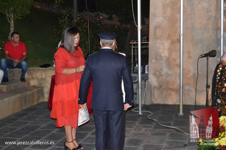 Jerez de los Caballeros se sumó a la conmemoración del Día de Extremadura, en un acto en el que se celebraron los logros y se reivindicaron los retos de futuro