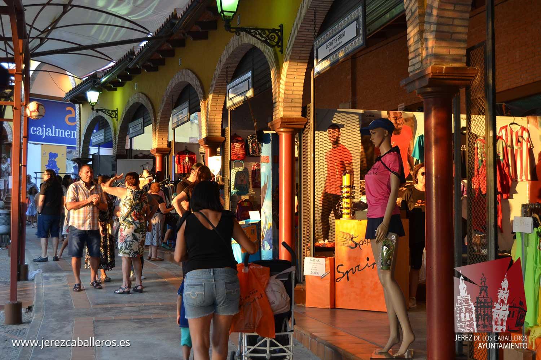 Balance positivo y objetivos cumplidos en la IV Feria del Comercio y la Artesanía en Jerez de los Caballeros