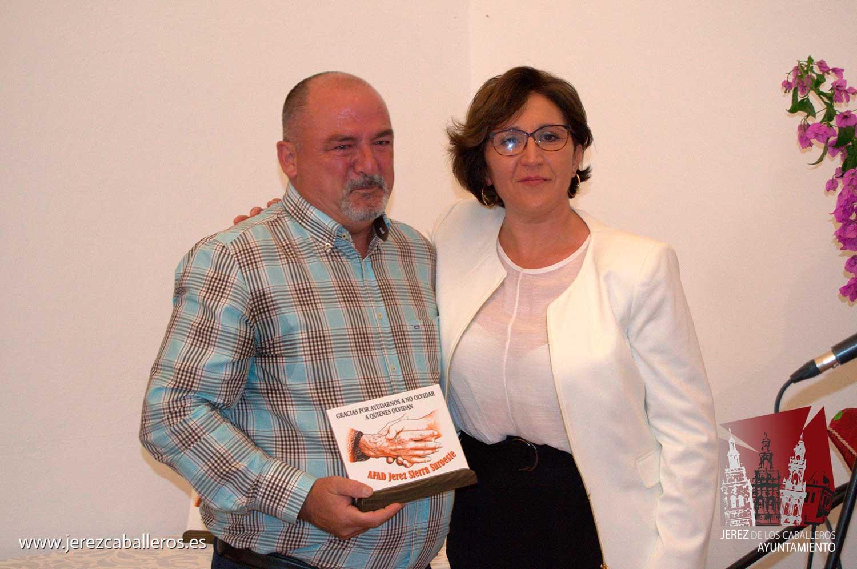 Inaugurada la nueva sede de AFAD Jerez Sierra Suroeste en Jerez de los Caballeros