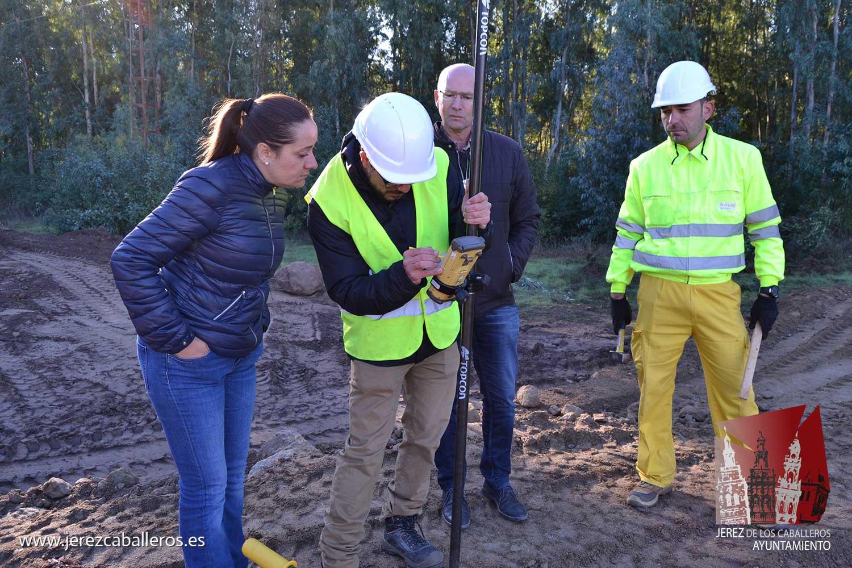 Comienzan las obras para mejora del abastecimiento del agua a Jerez y sus pedanías
