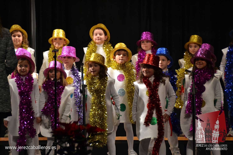 El Certamen de villancicos pone melodía a la Navidad jerezana