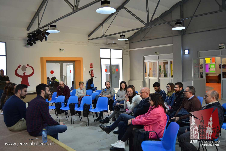 Escuchar y atender las demandas de los jóvenes, objetivo del encuentro 'Contigo' celebrado en Jerez de los Caballeros