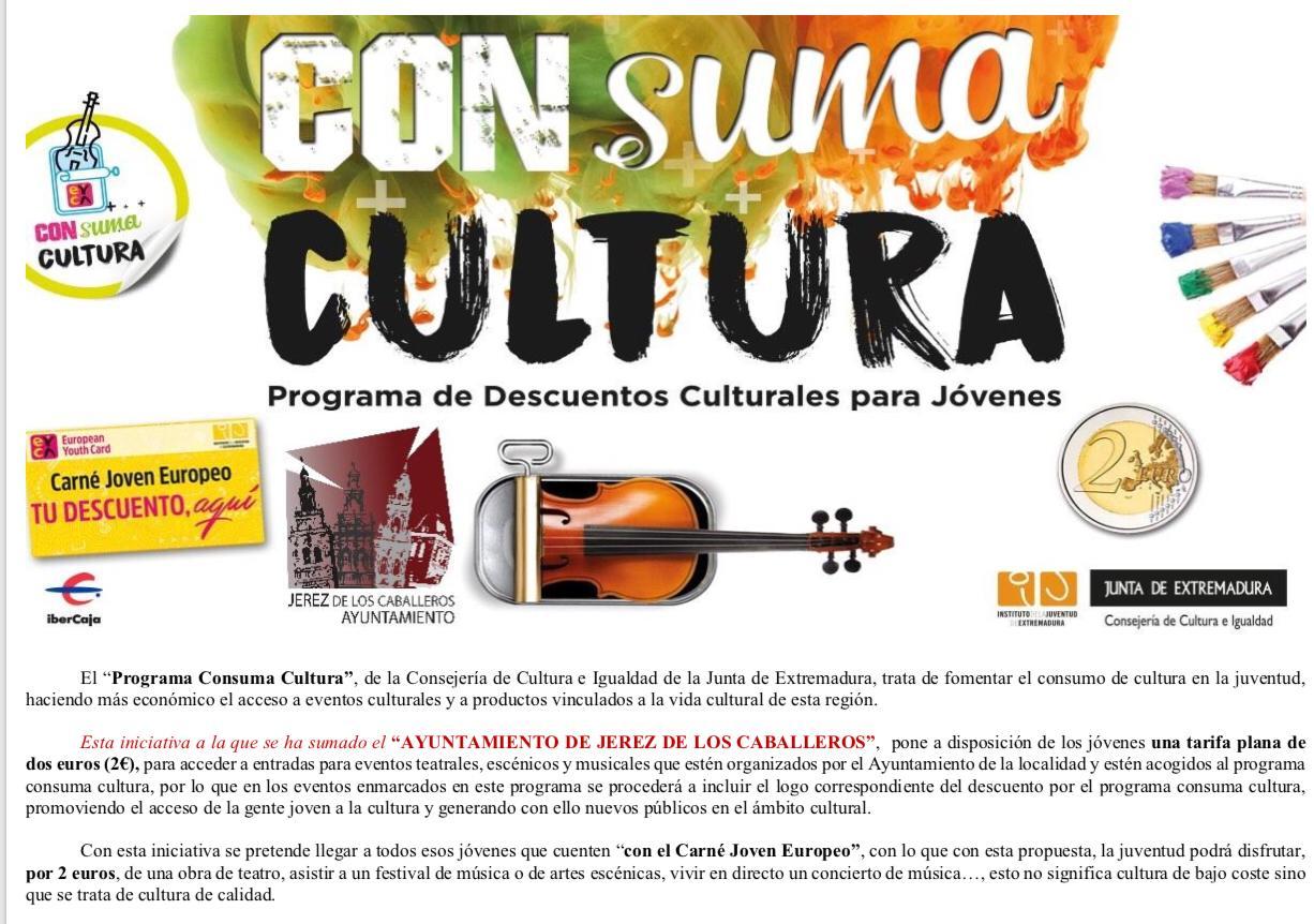 'Consuma Cultura
