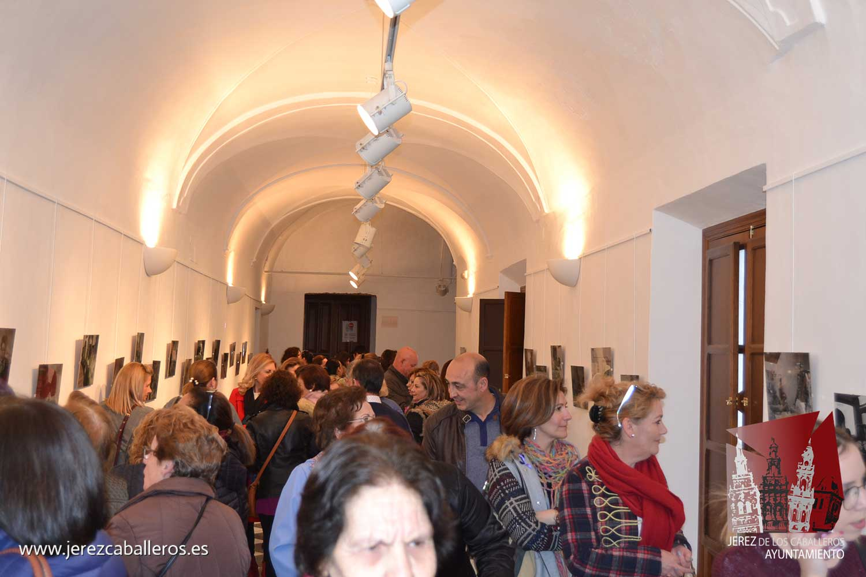 Una exposición pionera sobre la gran labor de las abuelas, protagoniza en Jerez la antesala del Día Internacional de la Mujer