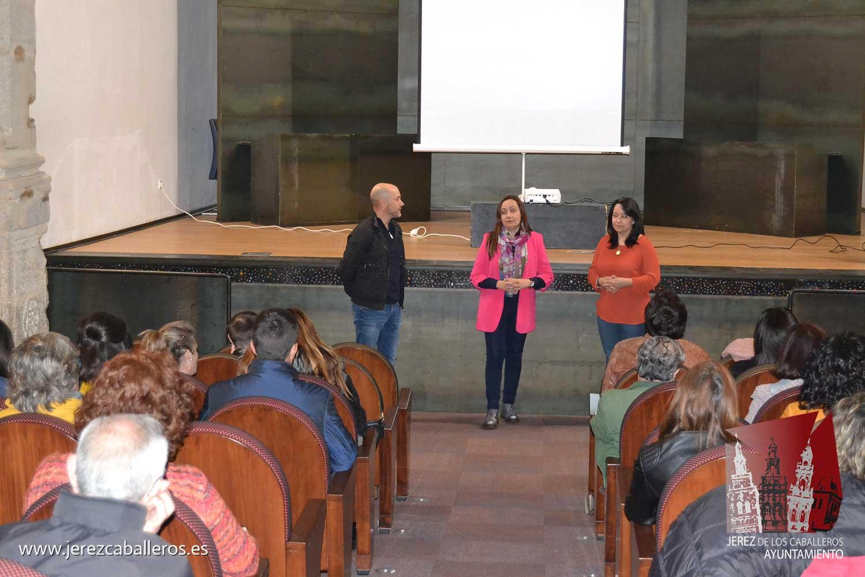 Presentado ayer un vídeo promocional que da a conocer el Festival Templario que se celebra cada año en el mes de julio en Jerez de los Caballeros