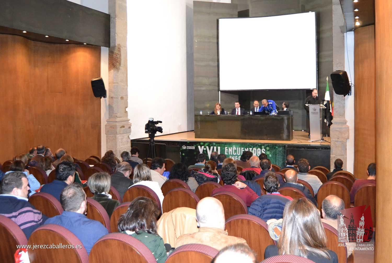 El XVII Encuentro de Informática Municipal pone de relieve en Jerez de los Caballeros la apuesta de la Diputación de Badajoz por el desarrollo tecnológico en el mundo rural