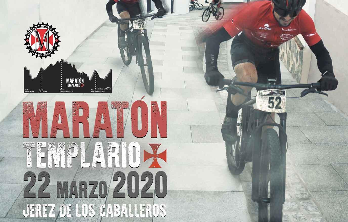 Maratón Templario (Open de España)