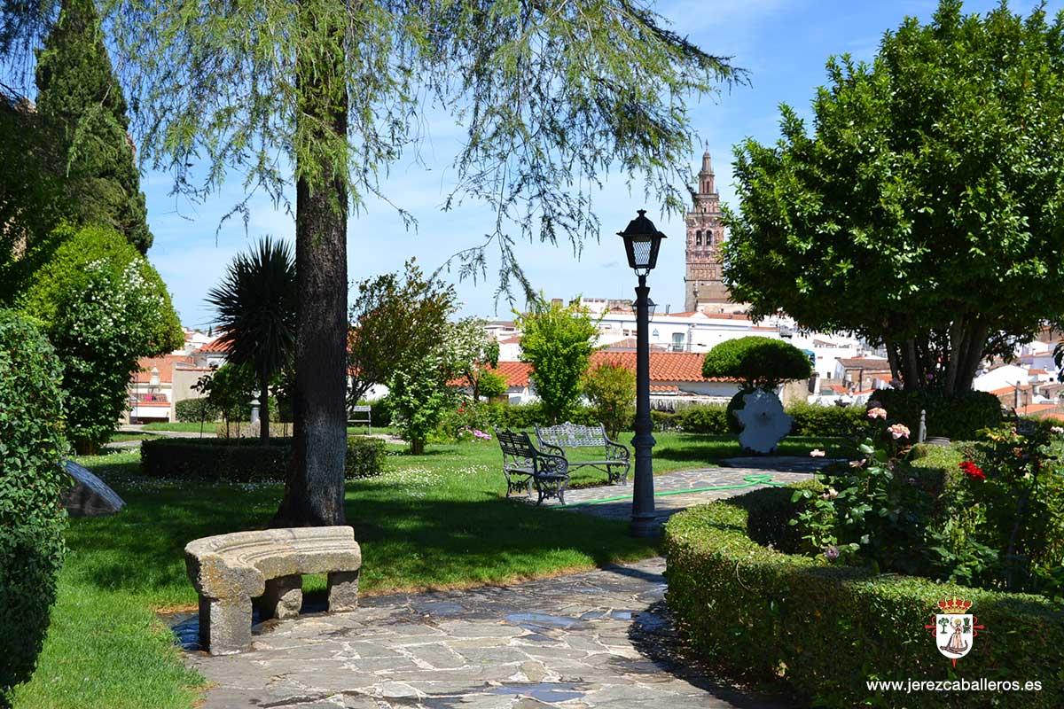 Parque Morería Jerez