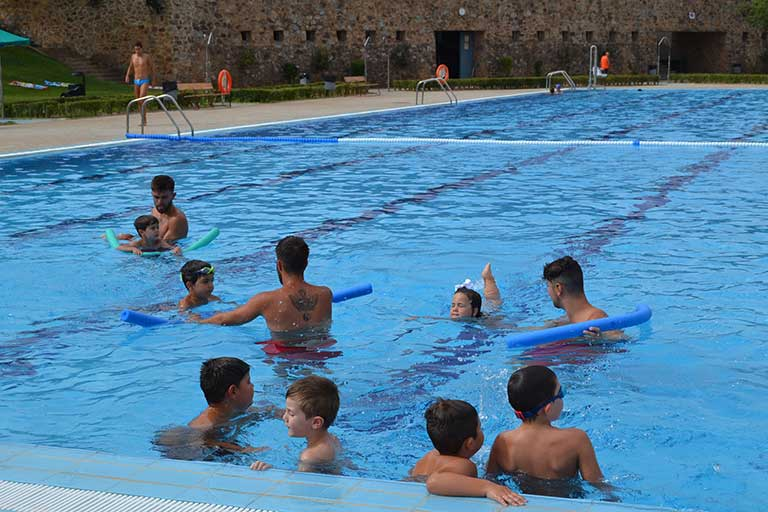 Sin piscinita este verano
