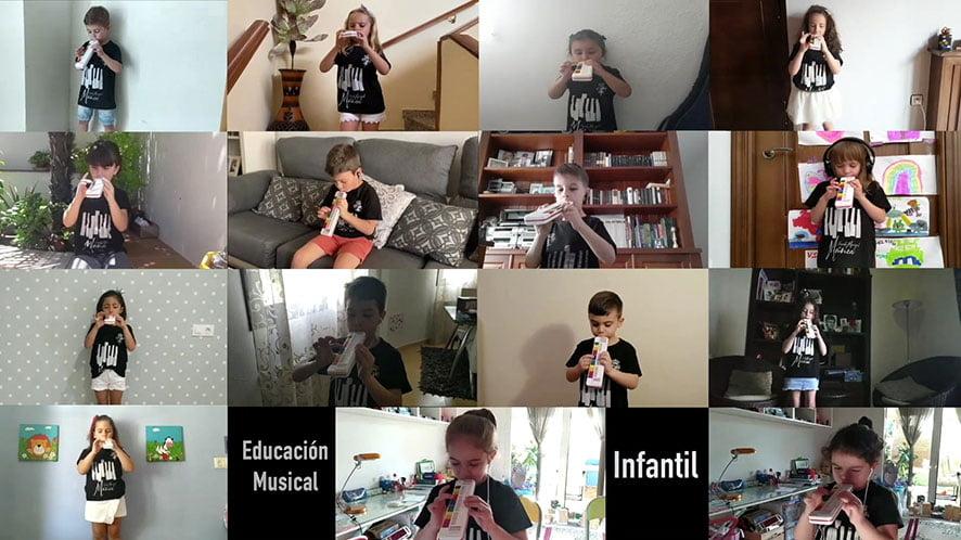 clausura escuela de música