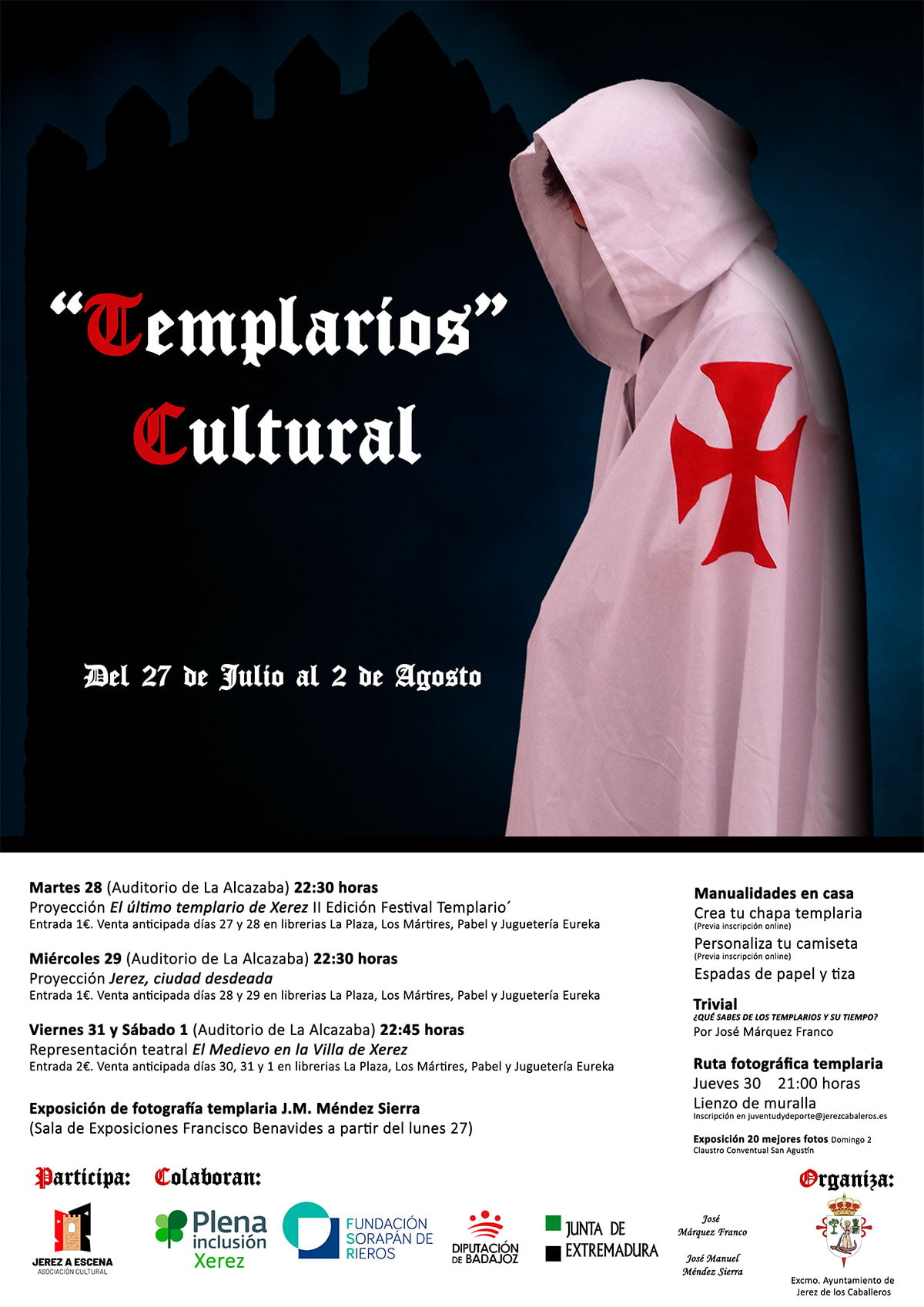 Templarios cultural