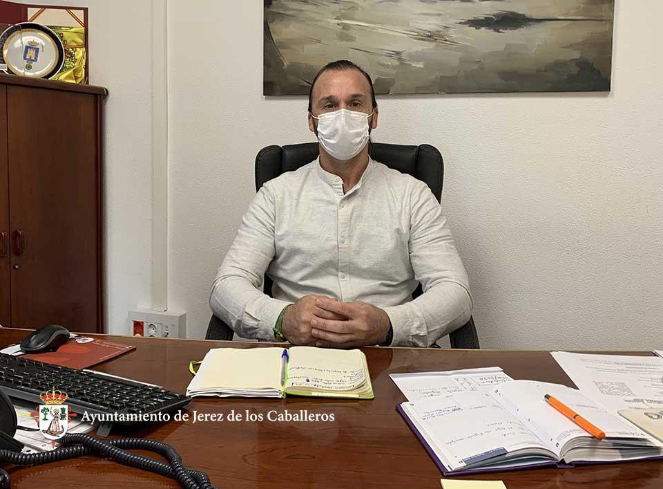 Alcalde de Jerez de los Caballeros